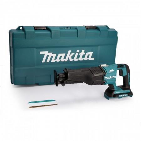Makita DJR360ZK 18V +18V børsteløs bajonettsag  (kun kropp)
