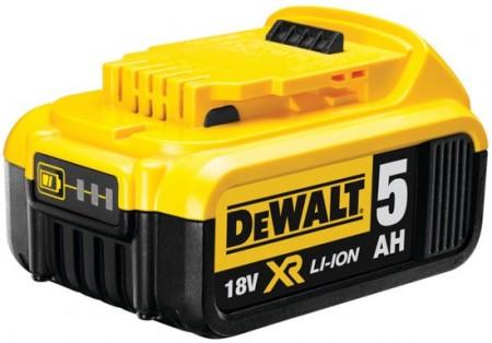 Sjekk prisen! Dewalt DCB184 18V XR li-ion batteri 5Ah