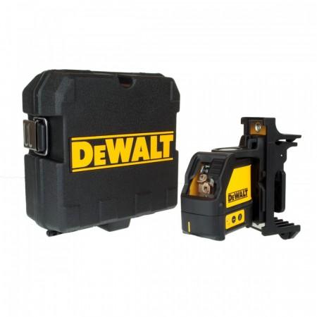 Sjekk prisen! Dewalt DW088k krysslaser / linjelaser
