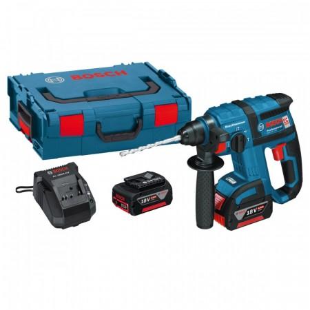 Bosch batteri borhammer GBH 18 V-EC (2x4Ah batt)