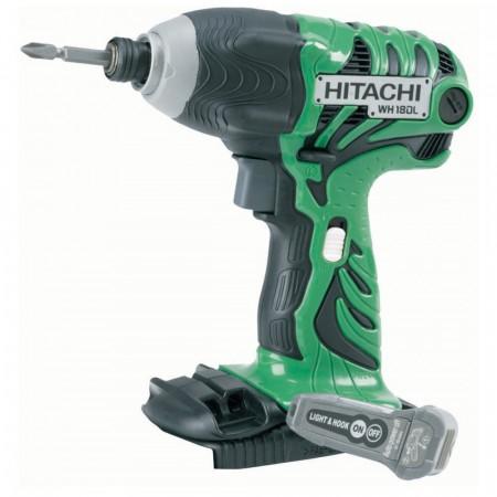 Sjekk prisen! Hitachi WH18DL/L4 18V Slagtrekker
