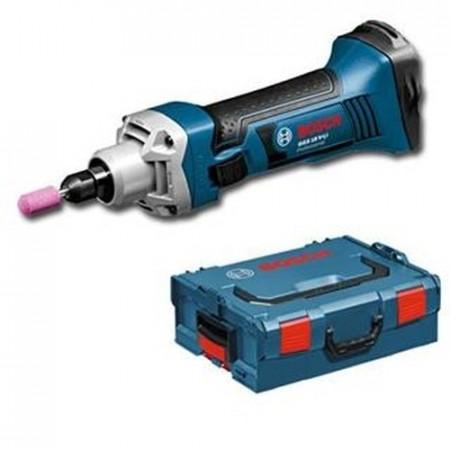 Sjekk prisen! Bosch rettslipere GGS 18 V-LI m/L-boxx