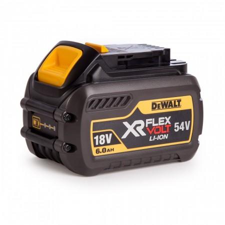 Dewalt DCB546 18vV/ 54V XR Flexvolt 6.0Ah / 2.0Ah batteri