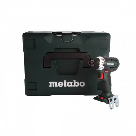Metabo SSD18LTX200 18V Slagtrekker (kun kropp) med Metaloc transport koffert