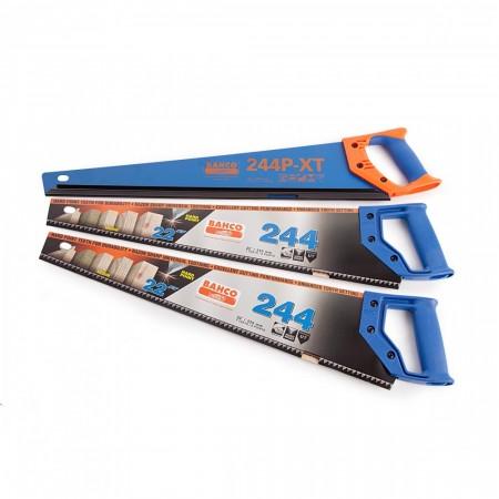 Bahco Triplepack håndsag bestående av 244/22 og x 2 og 244P-22-XT-HP Blue Saw x 1