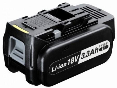 KUPP! Panasonic EY9L50B 18V 3.3ah Lithium batteri