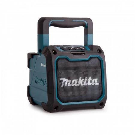 Makita DMR200 arbeids høytaler med Bluetooth (kun kropp)
