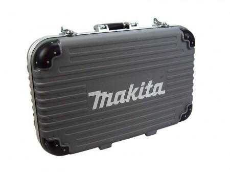 Makita 98CK450 Låsbar Verktøykoffert for BHR202/DHR202 borhammer med Aluminium utseende