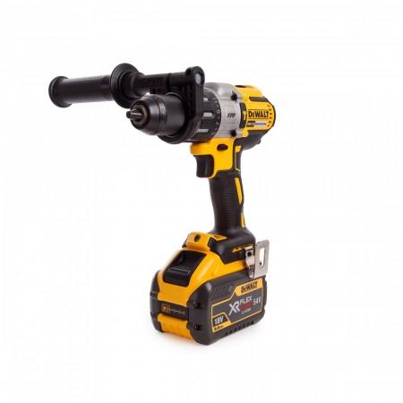 Kraftepakke! Dewalt DCD996X1 18V børsteløs combi drill (1 x FLEXVOLT 9.0Ah batteri)