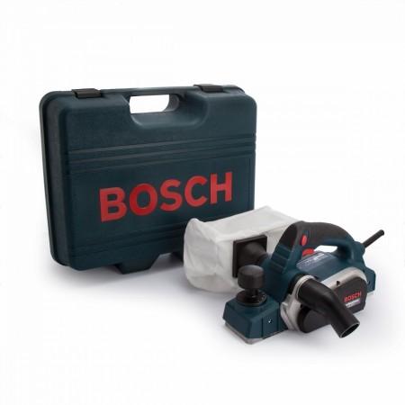 NYTT! Bosch GHO26-82D Elektrisk høvel 2,6 mm 710W levert i koffert 240V