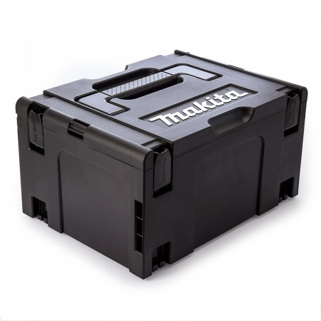 Makita 821551 Makpac Connector koffert Type 3(sort farge)