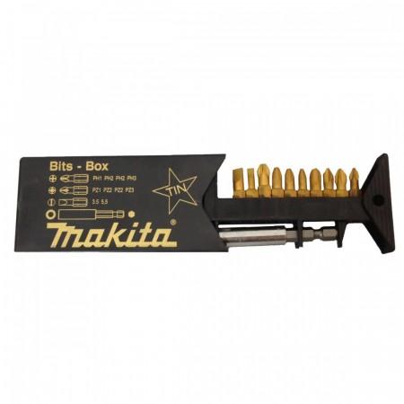 Makita 11-delers titan bitssett