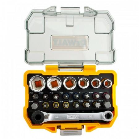 Dewalt DT71516-QZ 24 delers pipe og bitsett