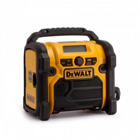 DeWalt DCR020 10,8-18V DAB+ radio (uten batteri)
