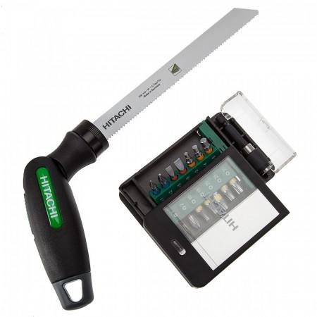 Hitachi 400.180.19 Multiverktøy, 15-delers & koffert