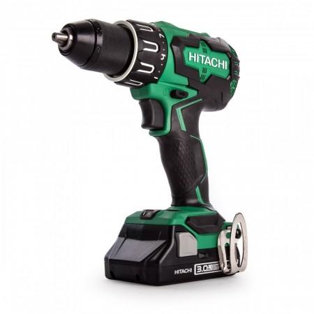 Hitachi DV18DBFL2 18V børsteløs combi drill (kun kropp)