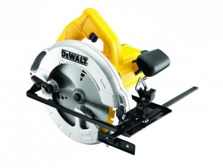 Sjekk prisen! DeWalt DWE550 Sirkelsag 1200W 55 mm