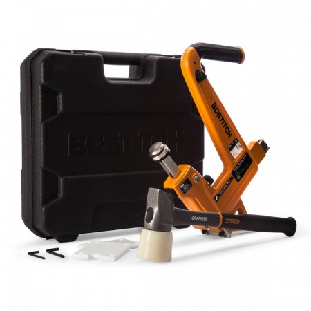 Bostitch MFN201E Manuell Ratchet Floor Nailer 50mm