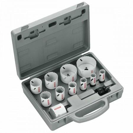 Bosch 2608584667 14 delers hullasgsett i etui
