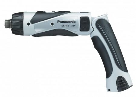 Panasonic EY7410LA2S 3,6V skrutrekker sett (2 x 1,5Ah batterier)