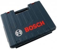 Bosch batteridrill koffert