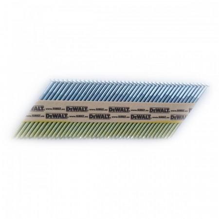 Dewalt DT99728RG Galvanisert ringspiker 2,8 x 75mm med avkuttet hode(2200 spiker)