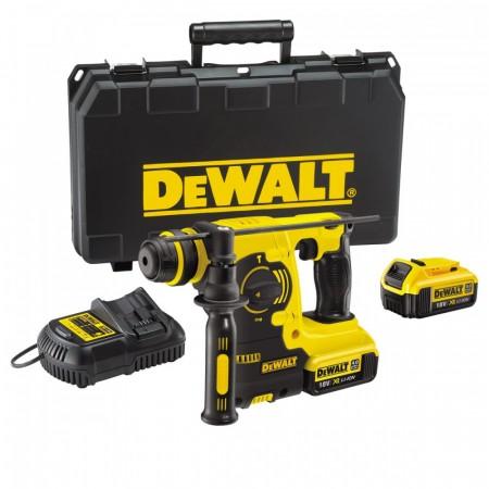 Dewalt DCH253M2 18V XR Li-ion SDS+ borhammer (2 x 4Ah batterier)
