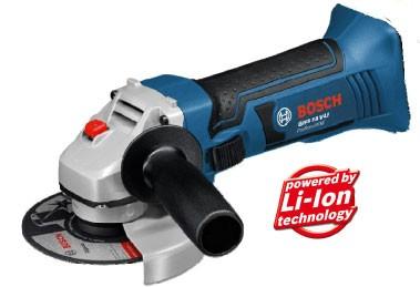 Bosch GWS 18V-li vinkelsliper SOLO (uten batt/lader)