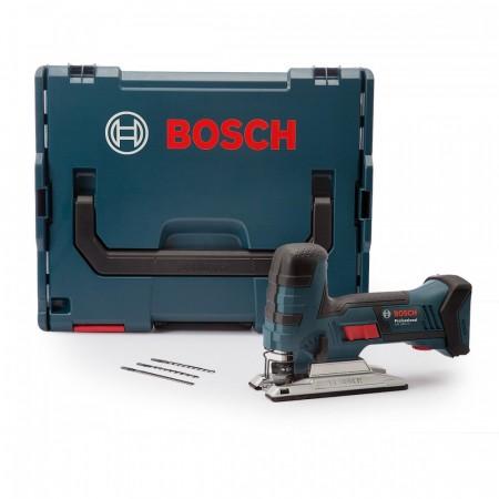 Bosch GST18VLISNCGS 18V Professional stikksag i L-Boxx (kun kropp)