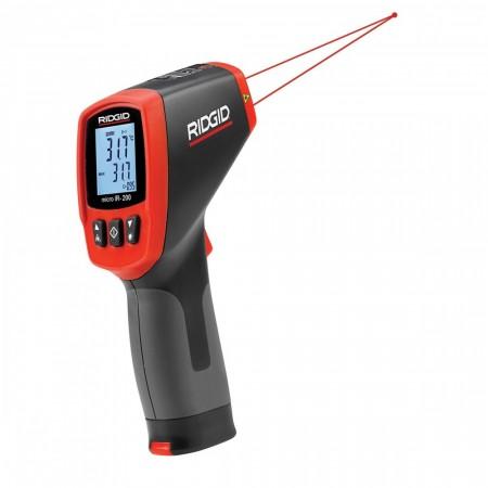 Ridgid 36798 termometer Infrared Micro IR-200 levert med holde hylse