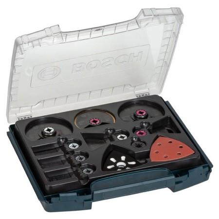 Bosch 2608662013 36-delers multiverktøysett i praktisk etui (starlock innfestning)