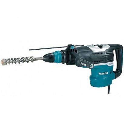 Makita HR5212C Roterende hammer, 1510 W, 2 moduser, SDS-max, 19.1 joule 230V