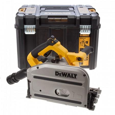 DeWalt DWS520KT Dykksag 55 mm, med TSTAK koffert