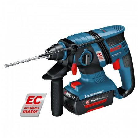 Bosch GBH36V-EC SDS+ borhammer med (1x1,3Ah)