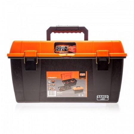 Bahco PTB202510 kvalitets verktøykasse 51cm med dobbel rom