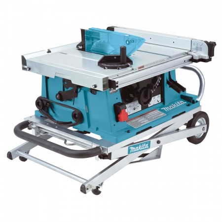 Makita 2704 255mm bordsag + stativ 194093-8