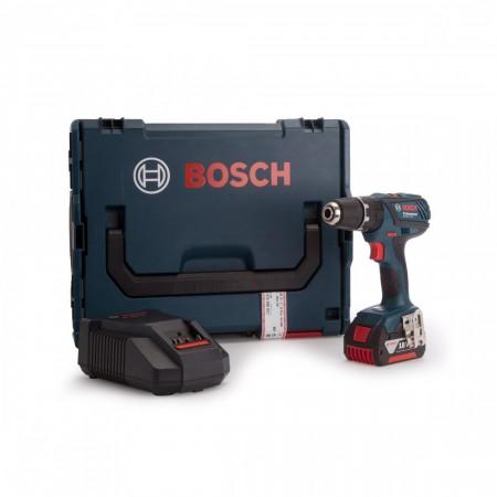 Bosch GSB182LIPLUS 18V Combi Drill I LBOXX (1 X 5.0Ah batteri)