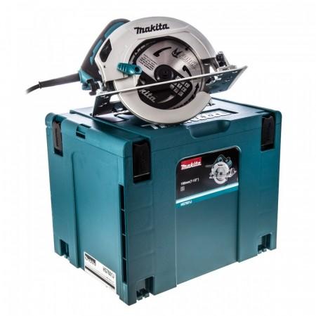 Makita HS7601J Sirkelsag 190mm i MakPac koffert