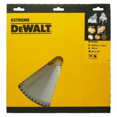 Dewalt EXTREME DT4288 305xx30mm sagblad (80tenner)