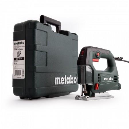 Metabo STEB 65 stikksag med hurtig skifte 65mm 240V