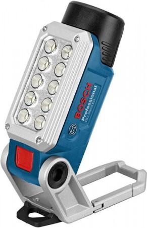 NYHET! Bosch GLI DeciLED 10,8 V lykt SOLO-versjon