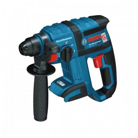 Bosch GBH 18V-EC 18V SDS+ borhammer(SOLO verjson) med L-boxx koffert