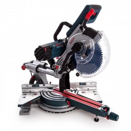 """Sjekk prisen! Bosch GCM 350-254 10"""" professional kapp- og gjærsag"""