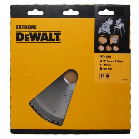 Dewalt EXTREME DT4350 (216x2,6mm sagblad)