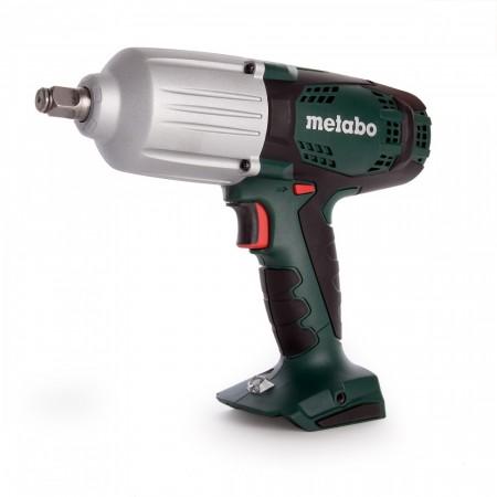 """Metabo 602198840 SSW18LTX600 18V  1/2"""" batteridrevet muttertrekker  (kun kropp)"""