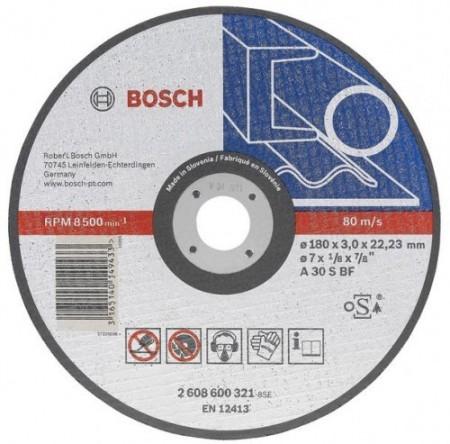 Bosch 125mm kutteskiver 25stk kvantum pris