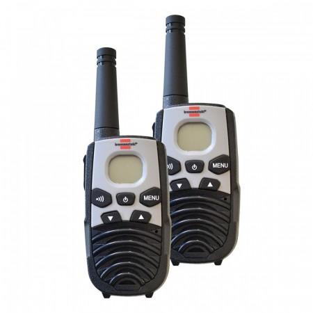 Brennenstuhl 1290940 PMR wakie takie telefon  TRX350 (pakke med 2)