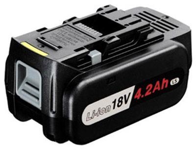Sjekk prisen! Panasonic EY9L51B 18V 4,2Ah Lithium batteri