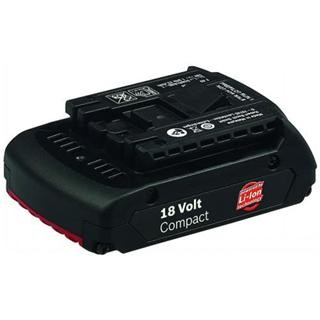 Bosch 1,3Ah 18V slide batteri