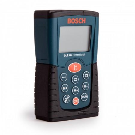 Anbefales! Bosch avstandsmåler DLE40